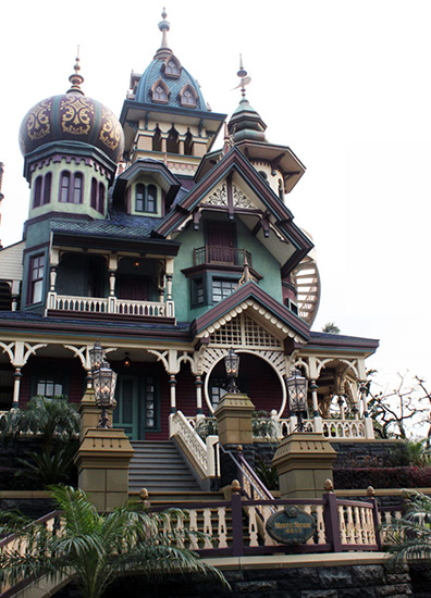 Best Disney Ride of any Disney Park the world over: Mystic Manor
