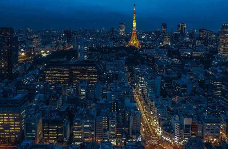 The Best Free View of Tokyo Tower [Travel Hack]