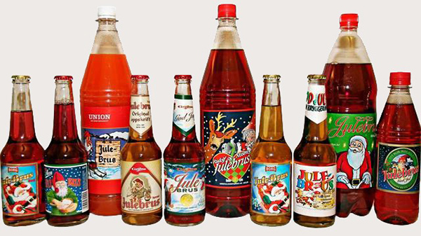Jules Brus Soda Norwegian Candy Drink