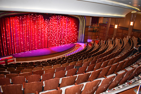 Buena Vista Theater, Disney Cruise Movies, Movies at Sea, Feature Length Films, PremEAR, Aboard Disney Cruise, Finding Dory, Solo, Watch Movies on a Cruise, diapersonaplane, diapers on a plane, creating family memories, traveling with kids, family travel