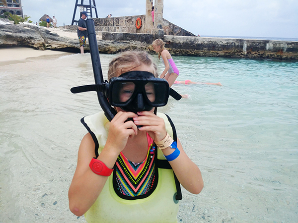 Bucannos Beach Club, Cozumel, Mexico, Disney Fantasy, Caribbean, Latin America, Swimming, Snorkeling, Beach diapersonaplane, diapers on a plane, creating family memories, family travel, traveling with kids