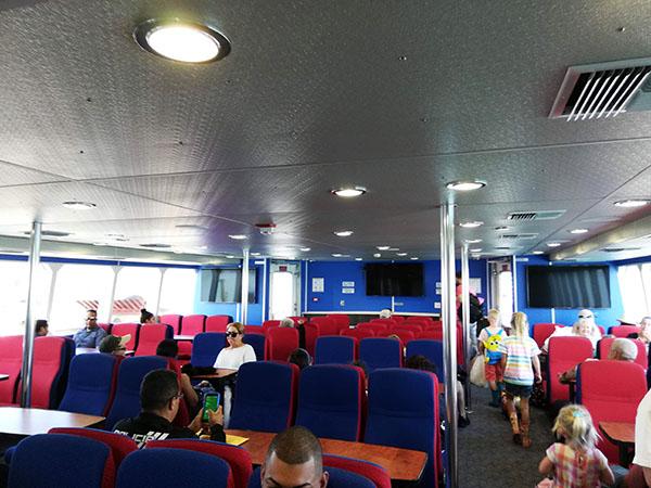 Puerto Rico fast ferries