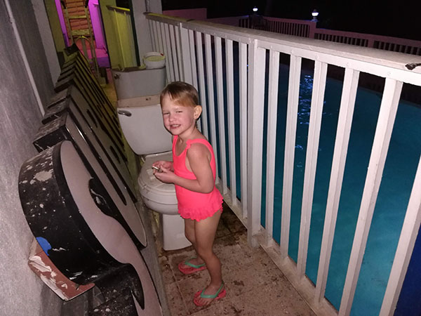 The Wave Hotel, Hurricane Maria, Puerto Rico, Vieques, Traveling with Kids, Family Travel