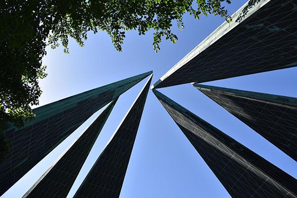Centennial Park in Incheon Korea
