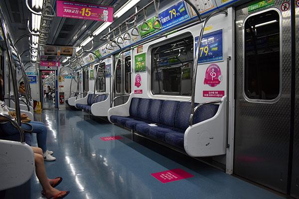 South Korea Subway