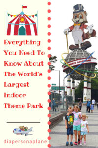 This is everything you need to know about the World's Largest Indoor Theme Park in Korea!