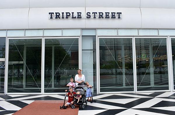 Triple Street Incheon