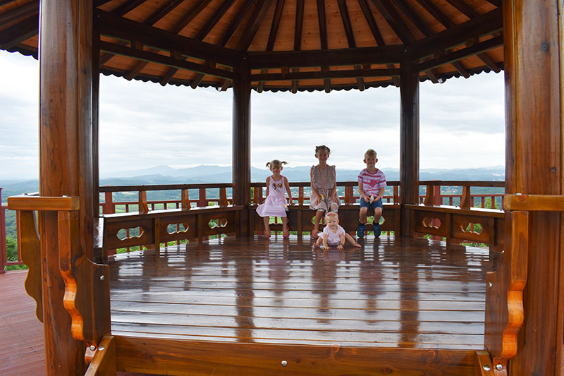 Touring the DMZ with Kids