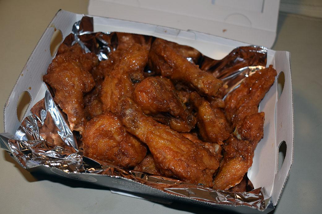 best korean fried chicken in songdo