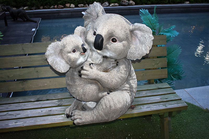 Koala Bears songdo canal walk