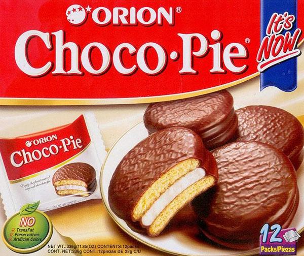 Choco Pies Korean Snacks to buy