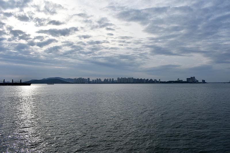 Wolmido Island Views