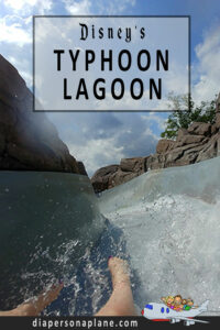Typhoon Lagoon: Swimming with Kids in the Wreckage of a Typhoon