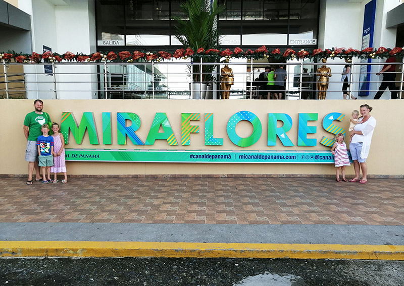 Miraflores Lockes Panama