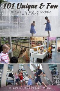 101 Unique and Actually Fun Things to Do in Korea with Kids