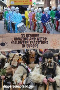 Create the Best Halloween Ever with these 33 Bizarre, Amazing and Weird Halloween Traditions from Europe