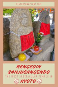 Rengeoin Sanjusangendo is the Most Spectacular Temple in Kyoto