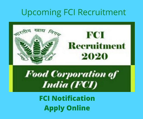 FCI Meghalaya Watchman Recruitment