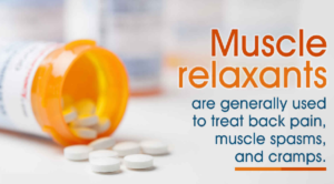 muscle relaxant