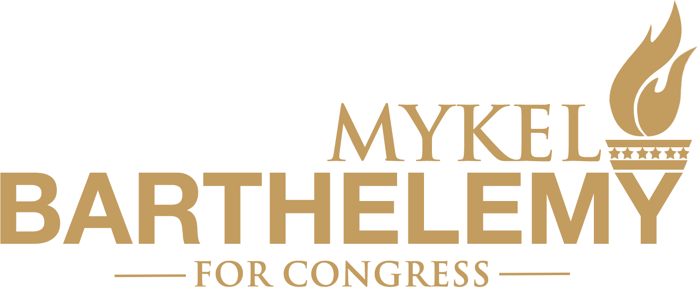 Barthelemy For Congress