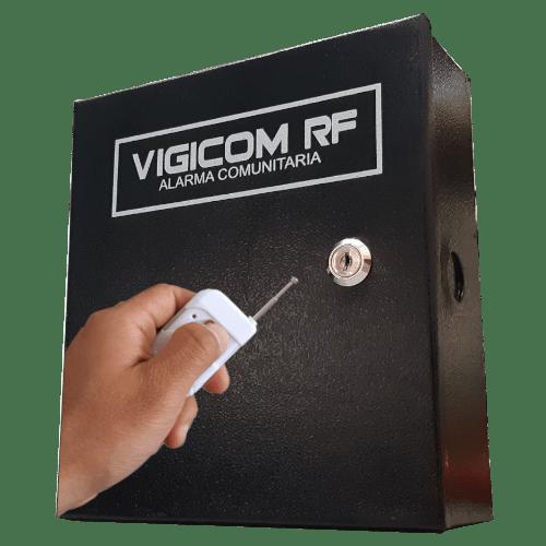 Alarma Comunitaria Vigicom RF