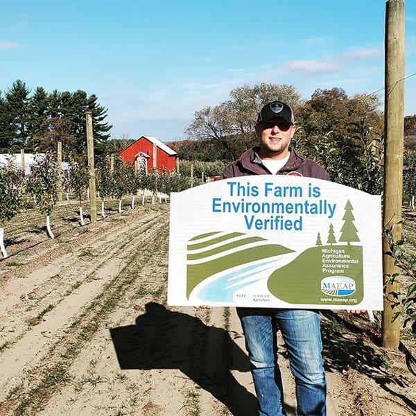 BrixStone Farms MAEAP Verified