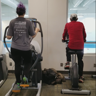 Middle-Aged Fitness Goals: Kelly and Steffan Share