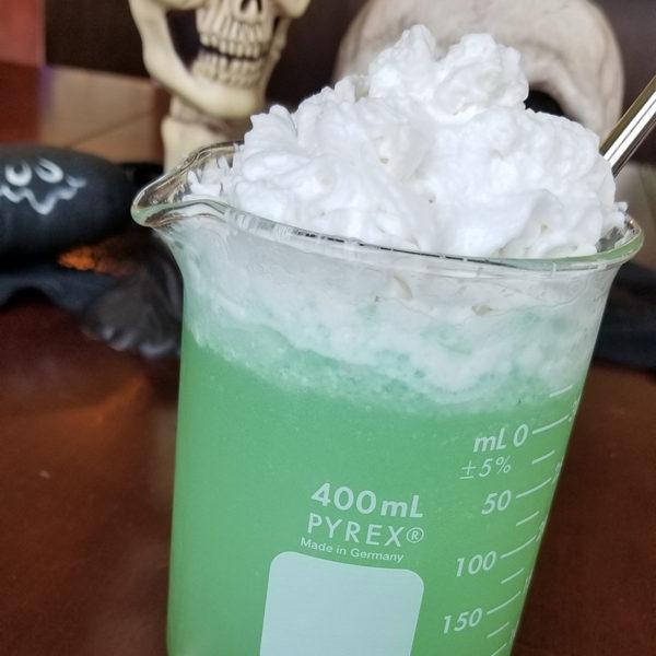 Vegan Halloween Beverage