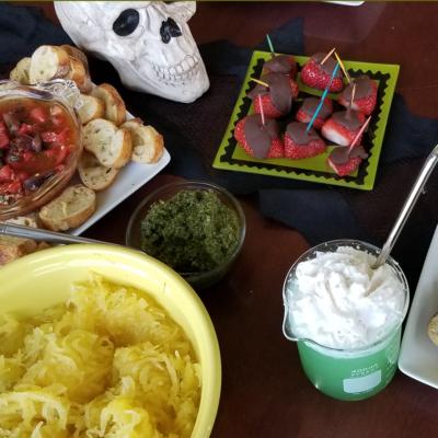 Spooky Vegan Recipes for Halloween
