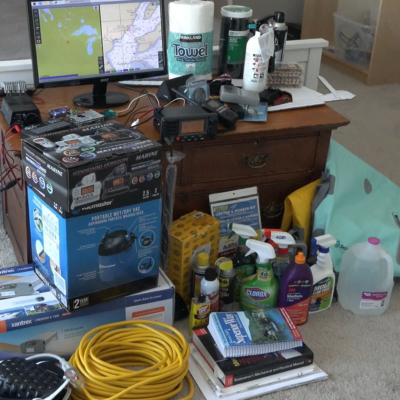 Boat Supplies Haul (aka What Seasonal Sailors Buy Online in Winter)