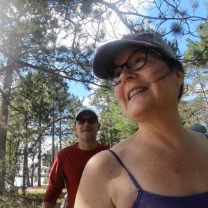 Seasickness & Hiking at Big Bay State Park