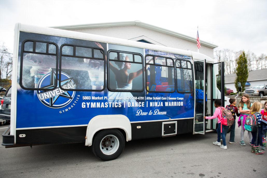 Universal After School Transportation - Mt Juliet TN