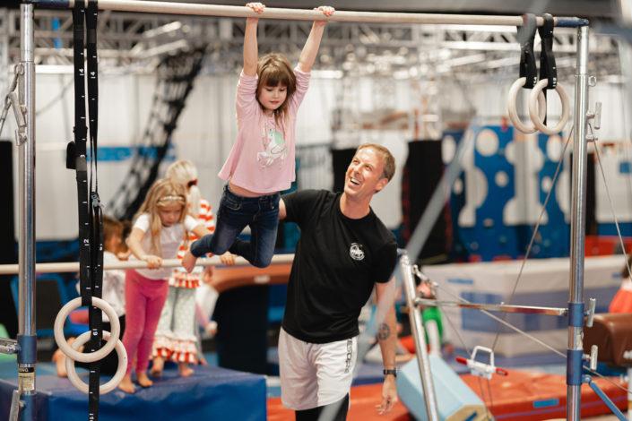 Universal Open Gym After School Gymnastics