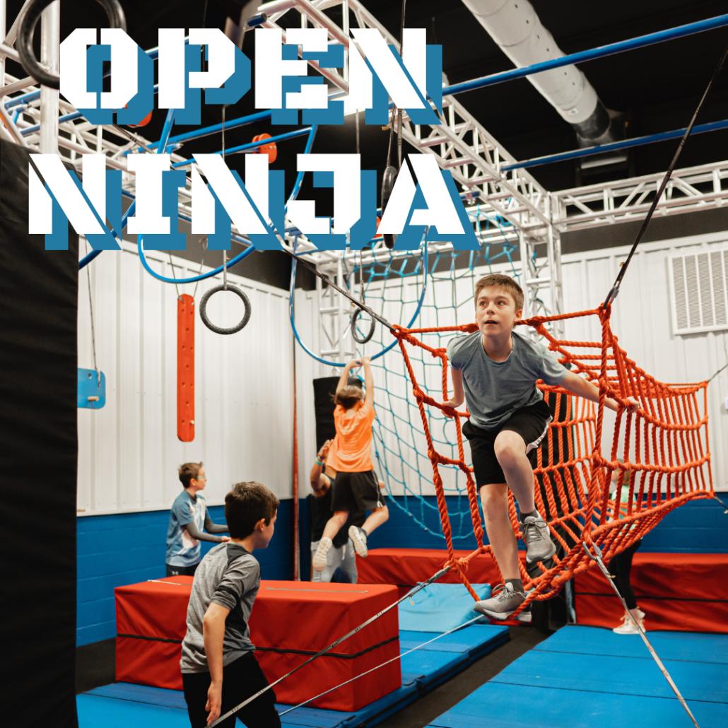 Universal Open Ninja Special Event Mt Juliet