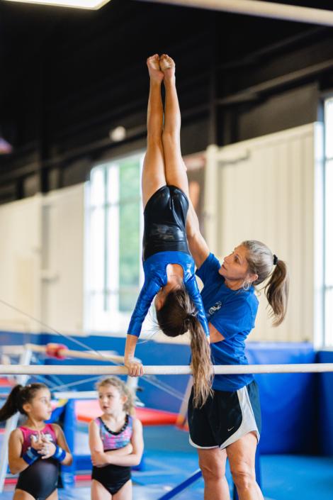 Universal Gymnastics Bars Mt Juliet