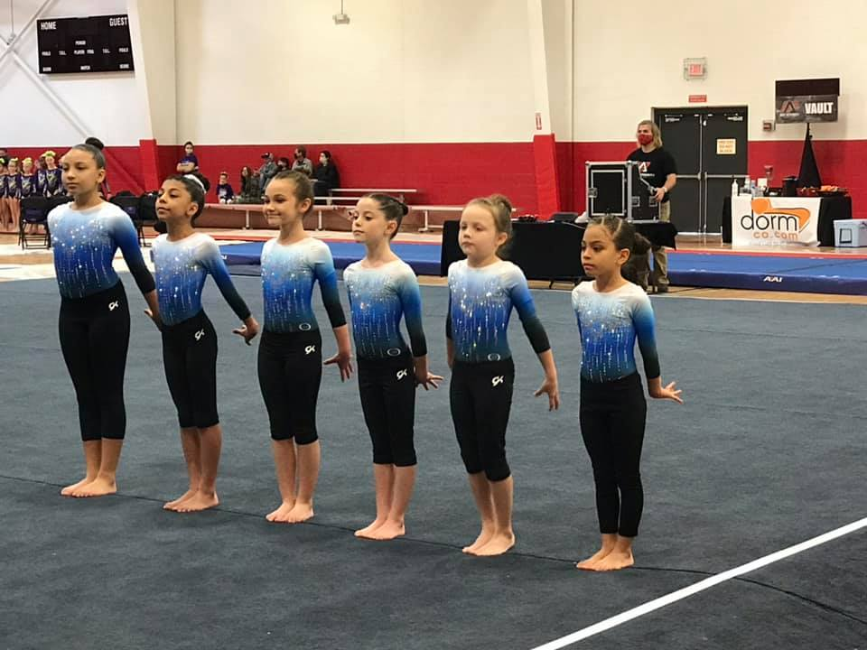 Universal Girls Competitive team