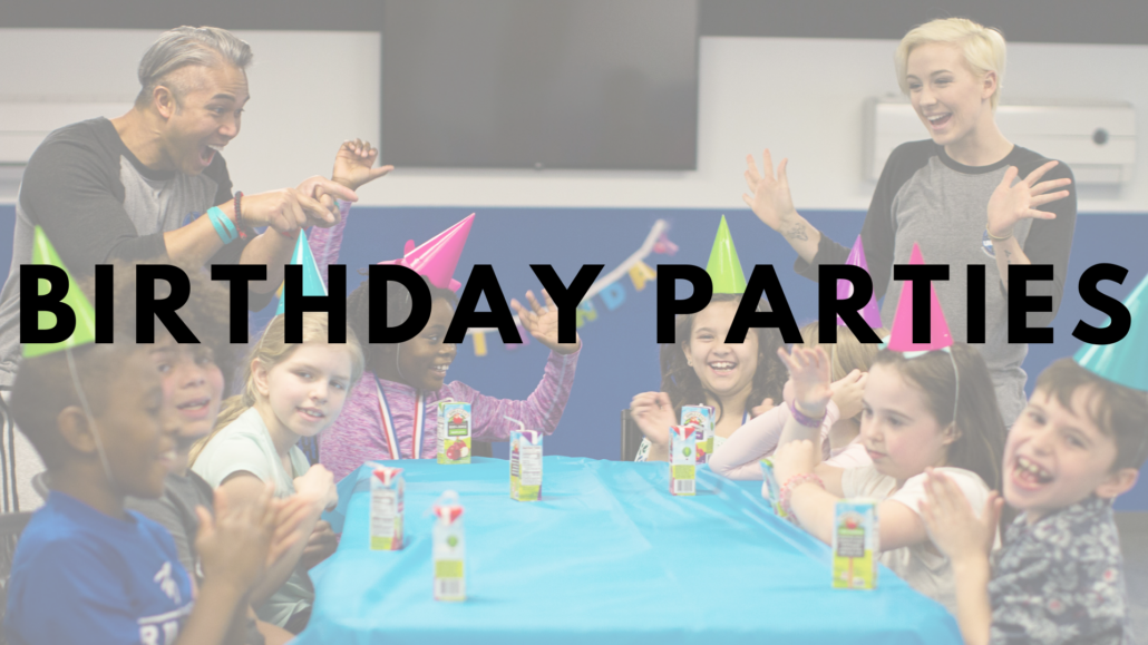 Universal Birthday Parties Mt Juliet TN