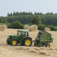 Cutting Height and Moisture level of Hay Bales