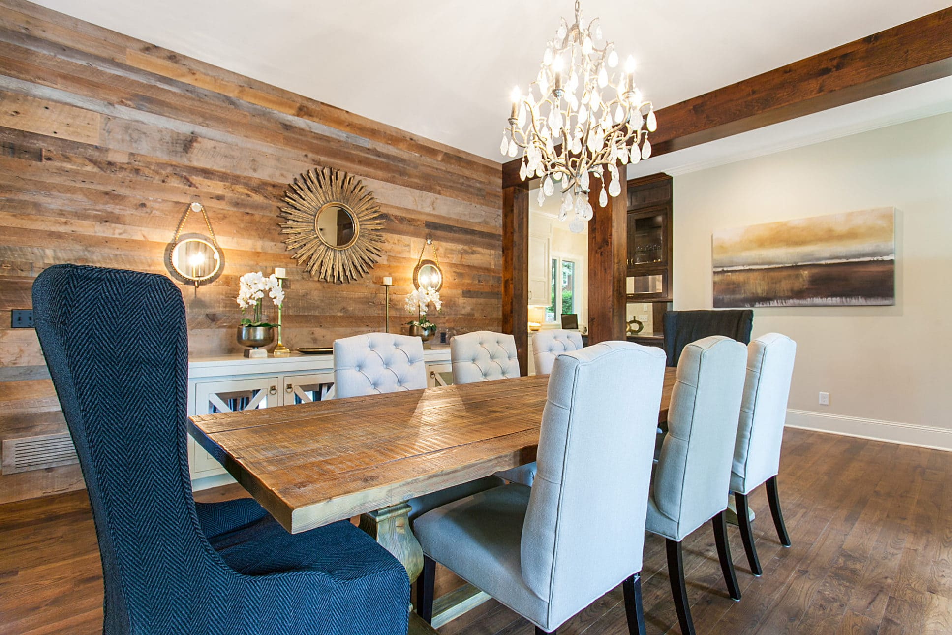 How to Finish Reclaimed Wood