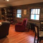 red barn reclaimed wood