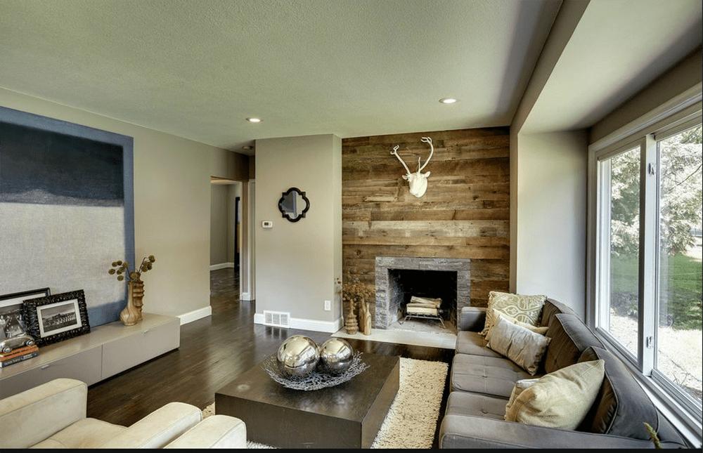 Barn Wood Wall Ideas