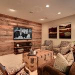 reclaimed mixed hardwood paneling