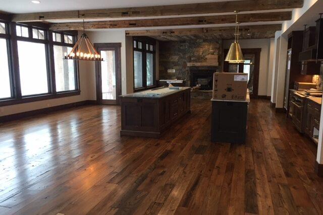 antique elm reclaimed flooring