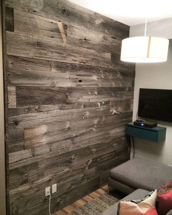 barnwood walls