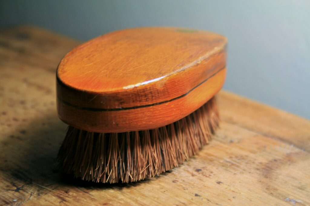 how to finish reclaimed wood by cleaning it