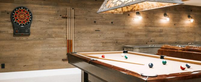 Reclaimed Wood Ceiling Panels