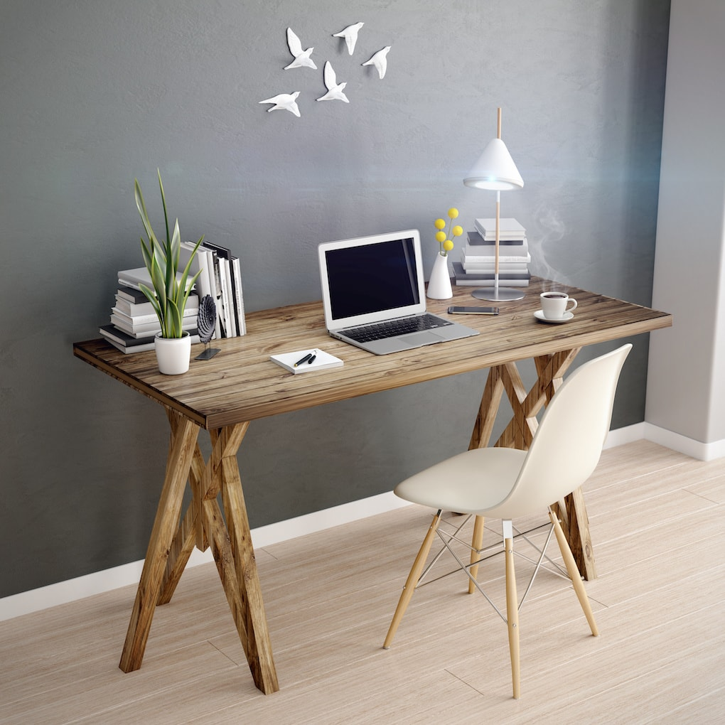 Reclaimed Wood Desks: Options & Styles Compared (2021)