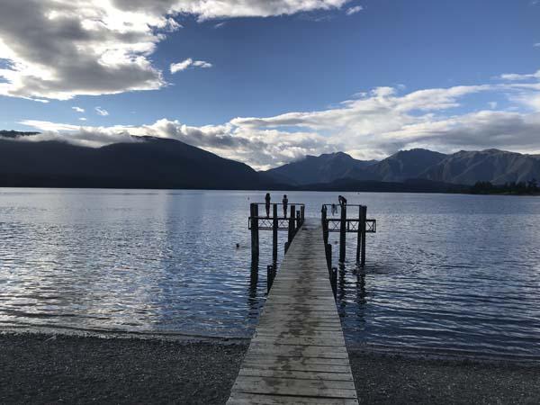 Lake Te Anau!