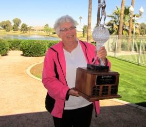 Ruth Rees Club Champion
