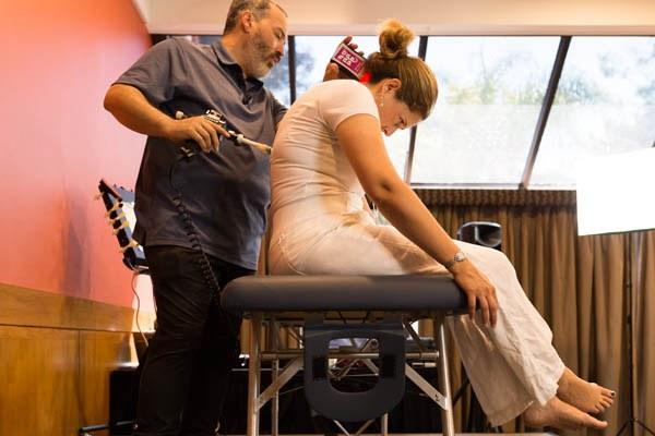 Gonzalez Muscle Reset Technique